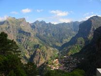 Madeira, Nuns valley