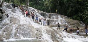 jamaika, Dunns River Falls