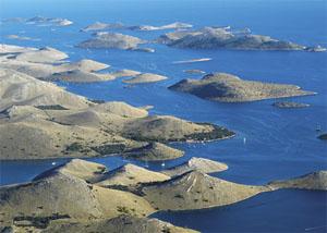 Kornetu salas Horvātijā