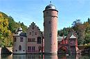 Mespelbrunn castle, Mespelbrunnas pils,