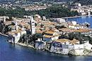 rabas sala, Kvarneru salas, Horvātija