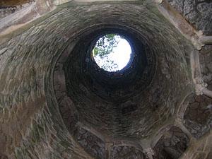 pazemes torņi Quinta da Rigaleira