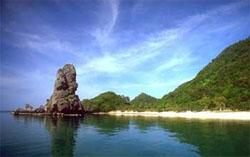 Nikobaru salas