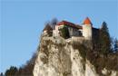 Bledas pils, Slovēnija