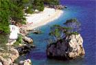 brela, Horvātija