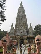 Mahabodhi Templis, Indija
