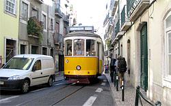 Lisabona elevadores, funikulieri