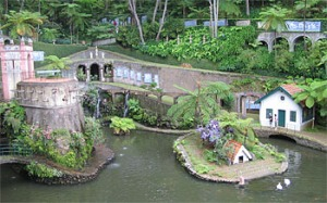 Montes tropiskais dārzs