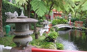 Monte tropical garden, Madeira, Funshal
