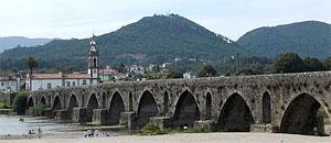 Ponte de Lima Portugāle