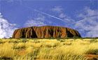 uluru, Austrālija