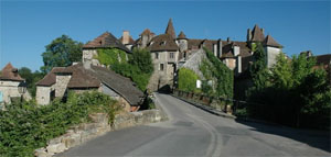 Karenaka, Francija