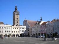 Čehu Budejovice, Čehija